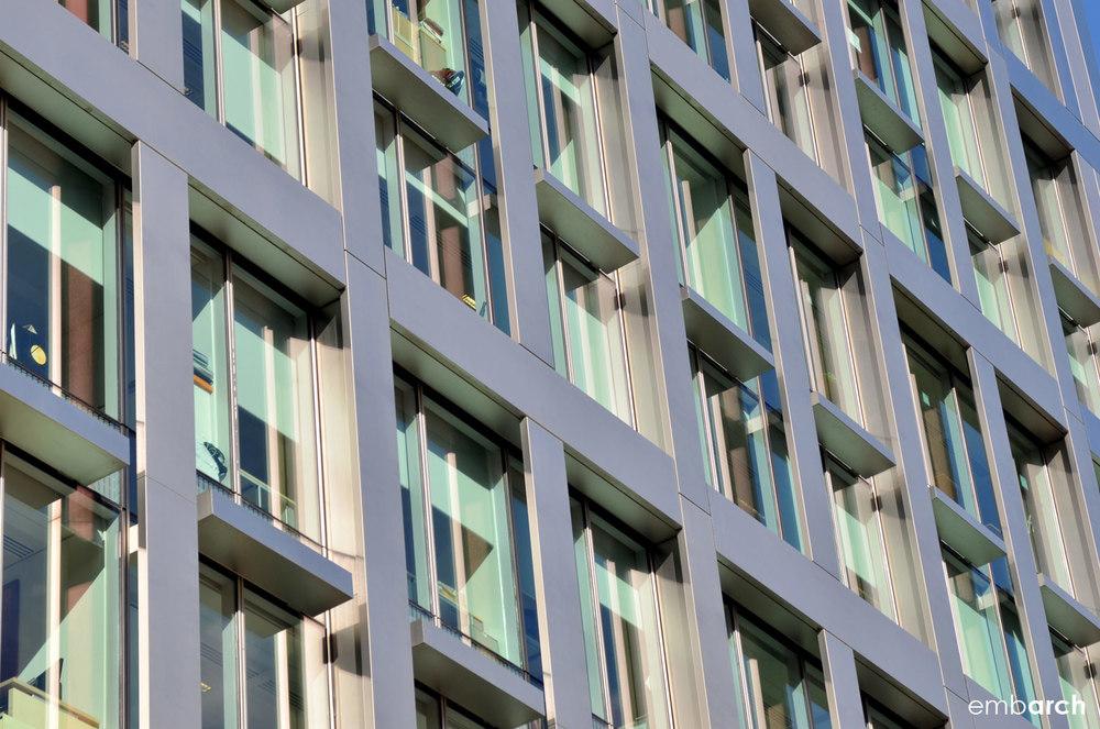 5 Aldermanbury Square - exterior detail