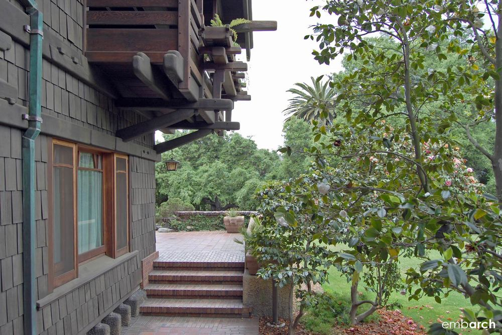 Gamble House - exterior