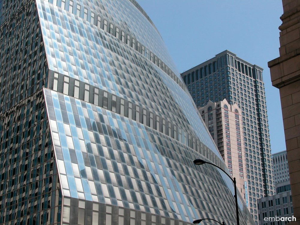 James R. Thompson Center - exterior