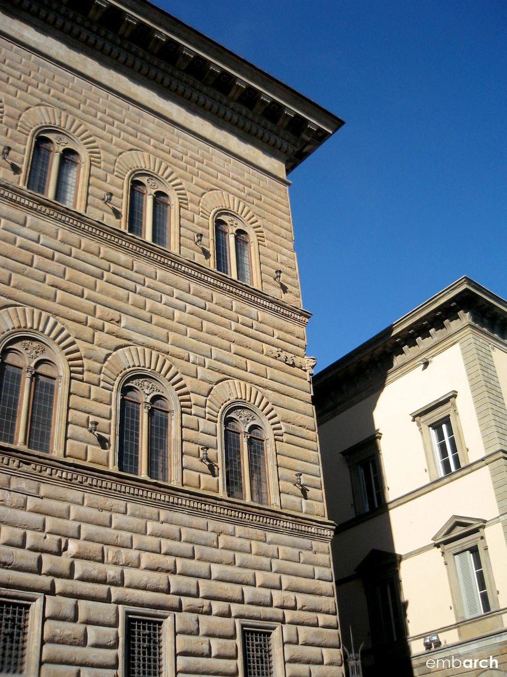 Palazzo Strozzi - exterior