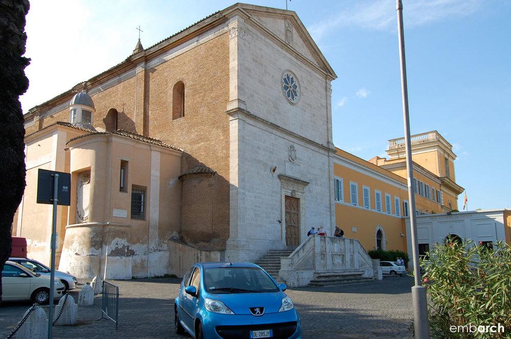 Tempietto - San Pietro in Montorio