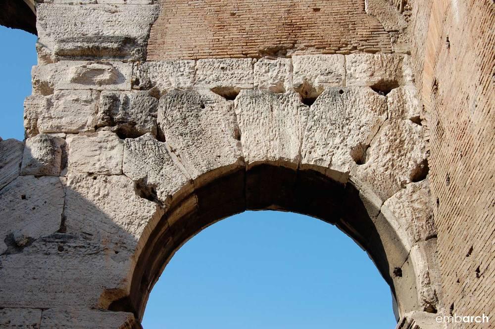 Colosseum - detail