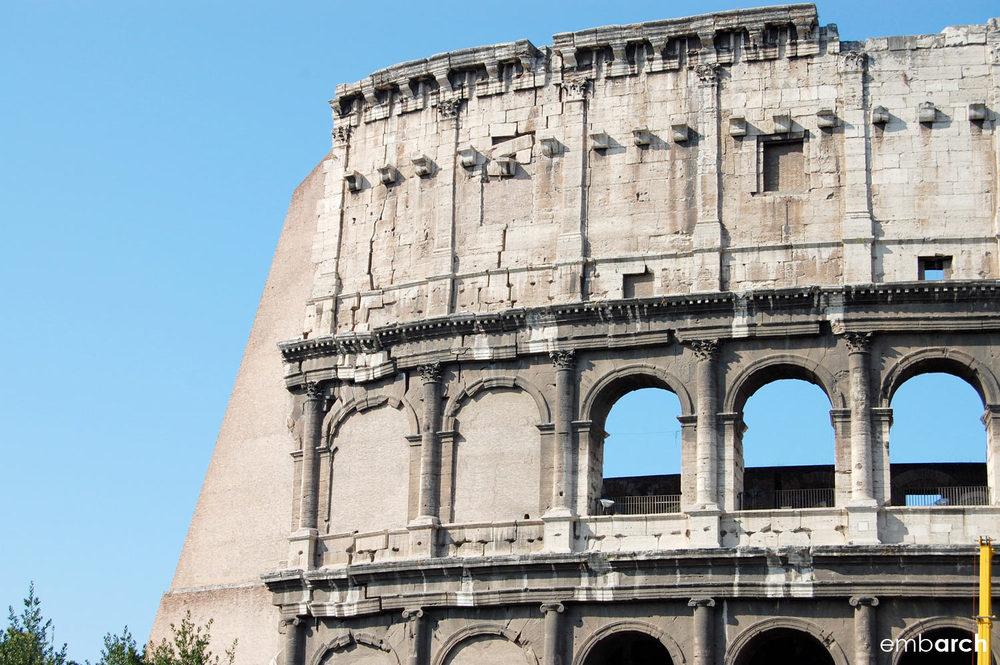 Colosseum - exterior