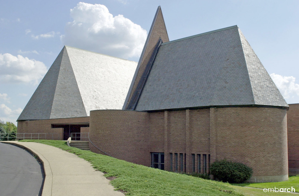 First Baptist Church - exterior view