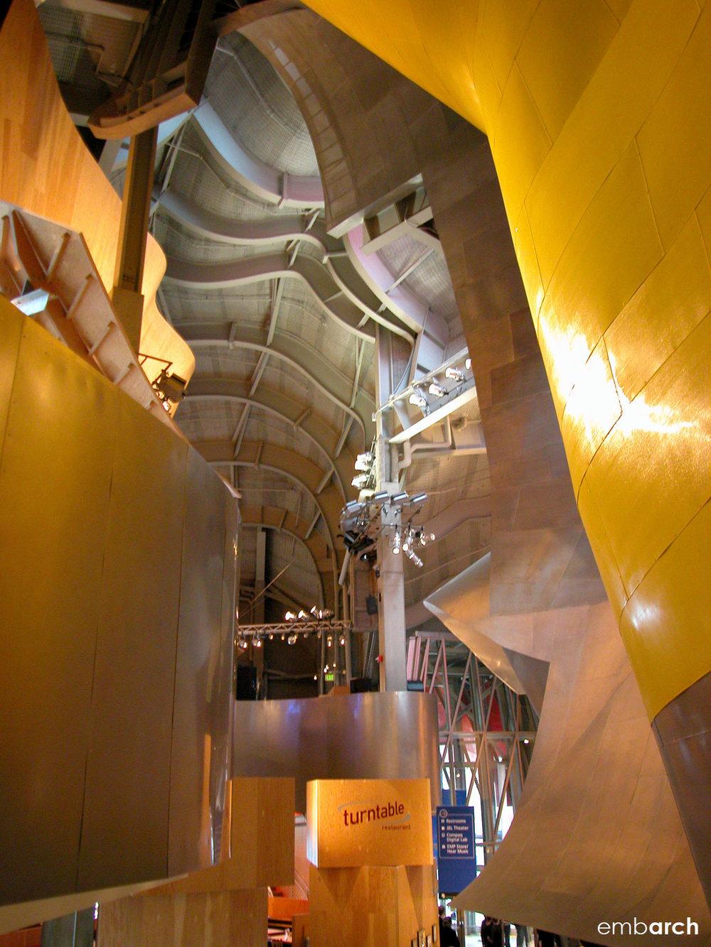 EMP Museum - interior