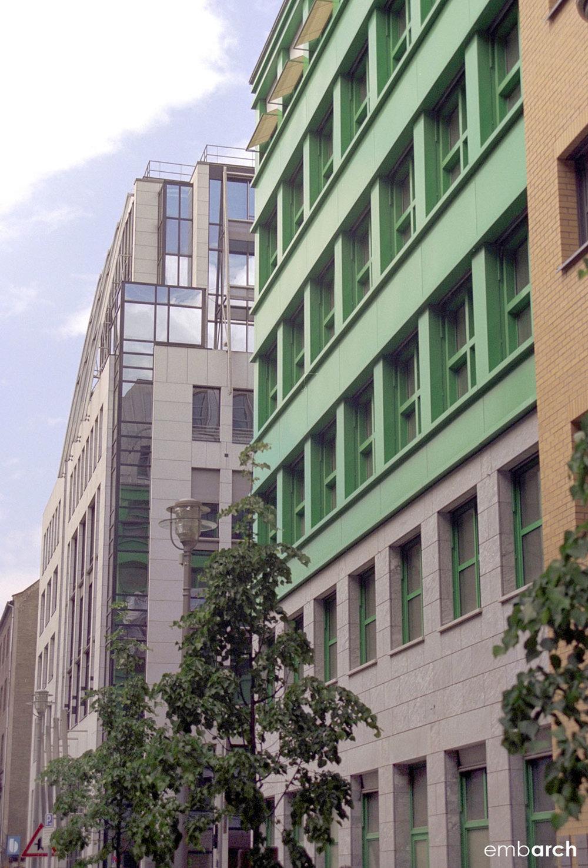 Quartier Schützenstrasse - exterior