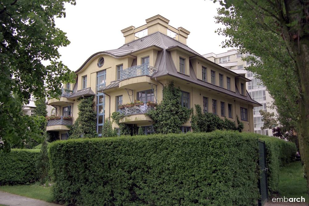 Tegel Harbor Villa, Number 6 - exterior view