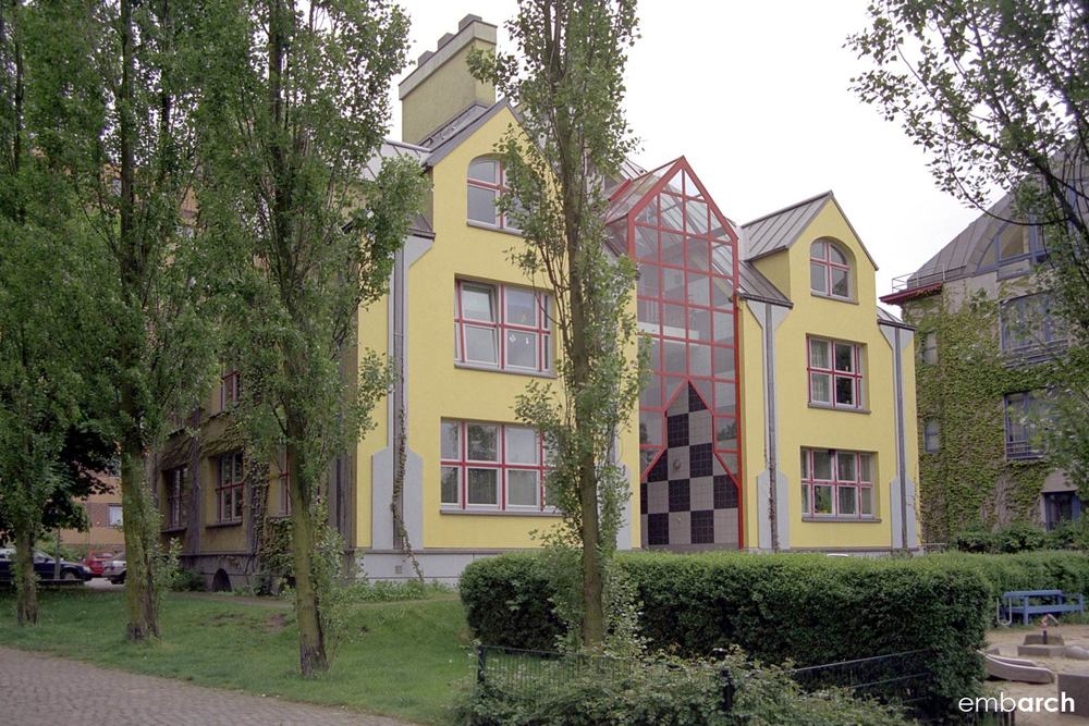 Tegel Harbor Villa, Number 8 - exterior view