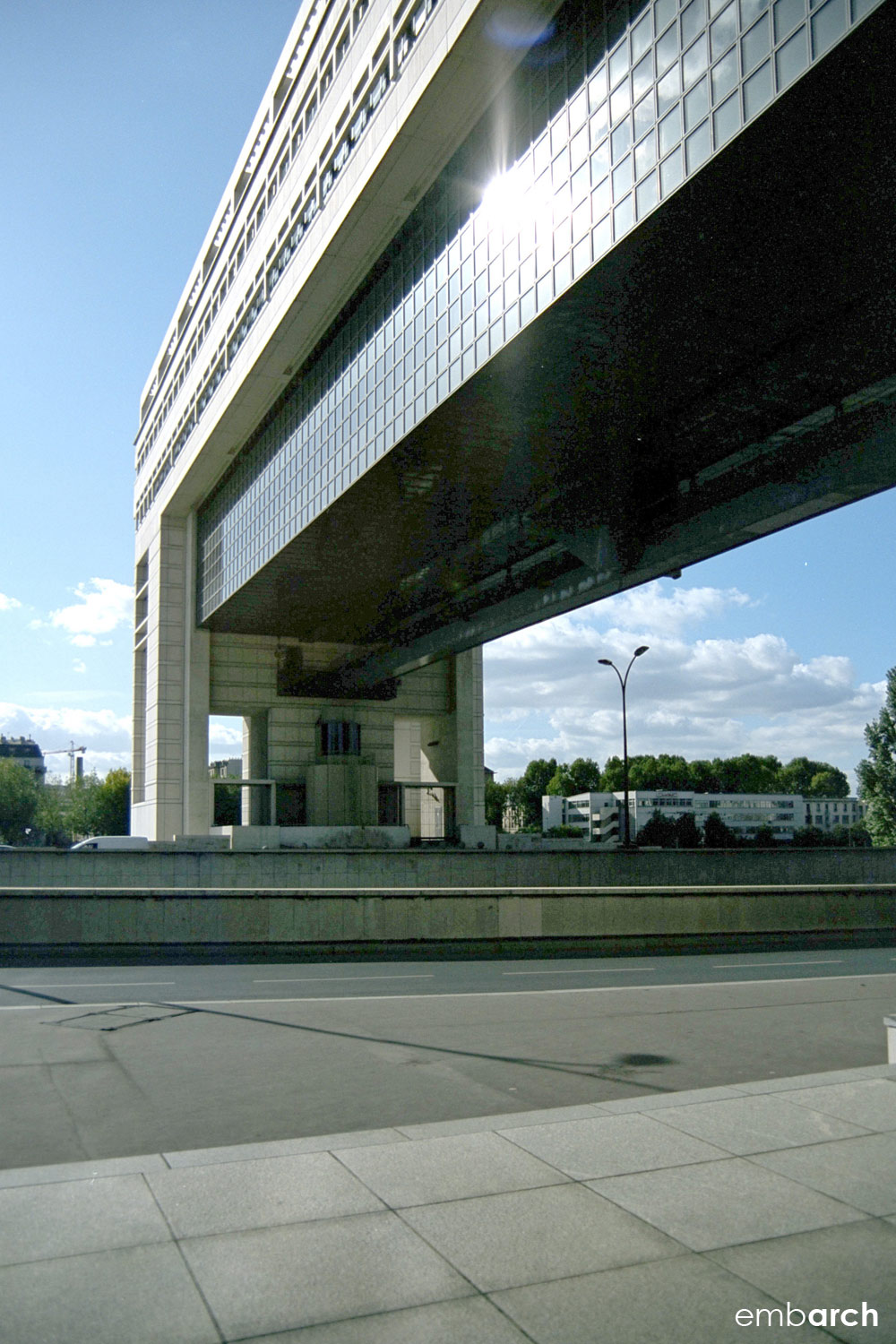 Ministry of Finance - exterior