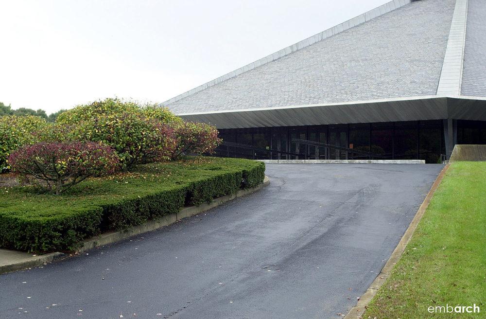 North Christian Church - exterior
