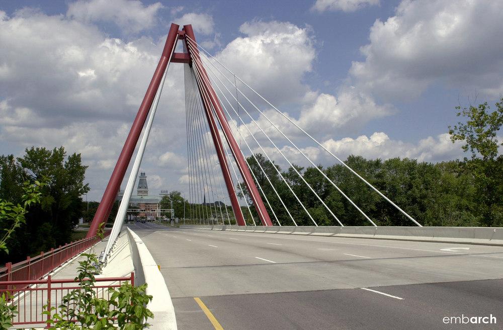 The Robert N. Stewart Bridge