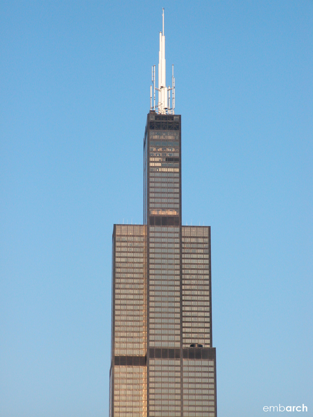 Willis Tower - exterior