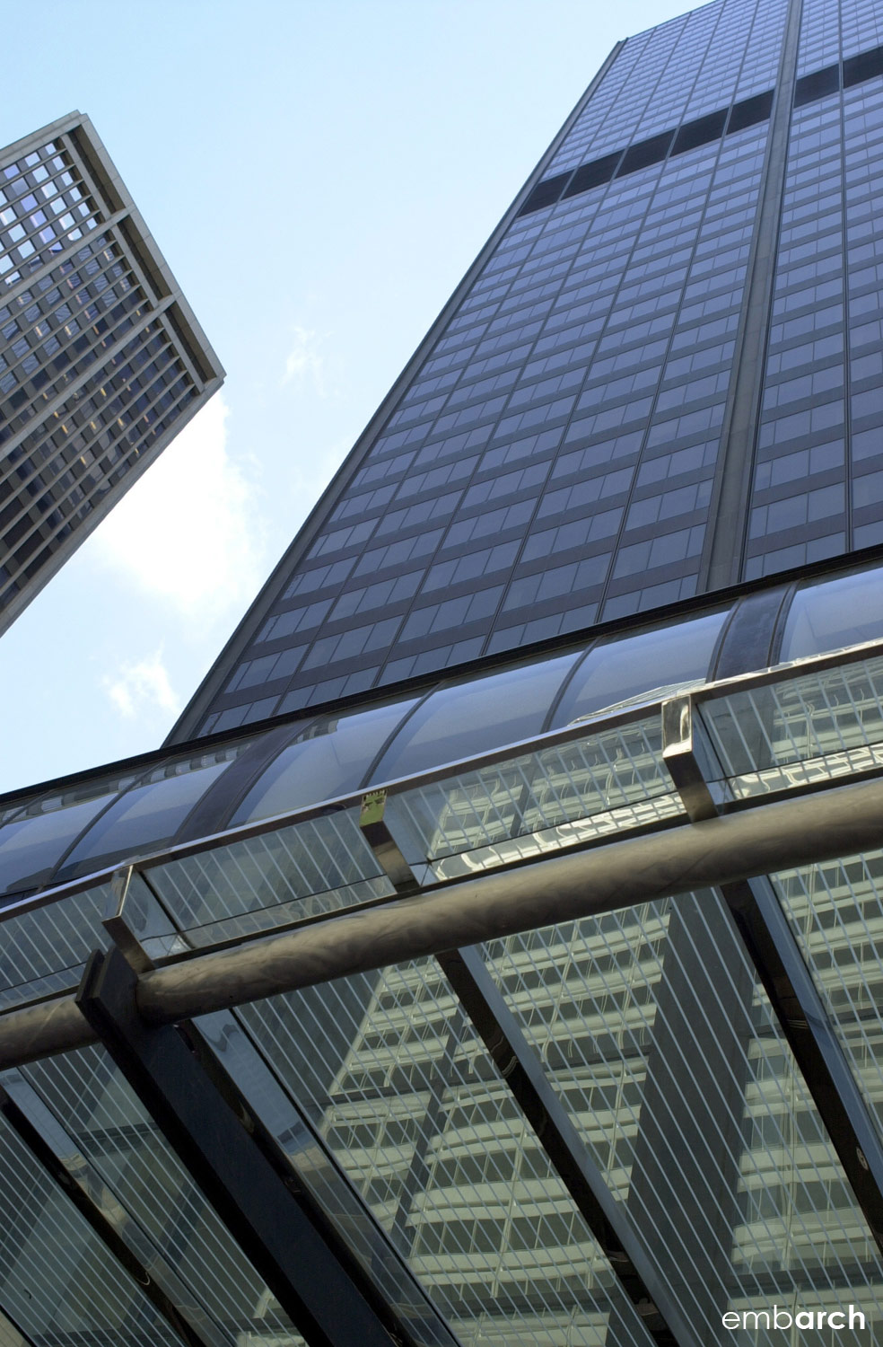 Willis Tower - exterior detail