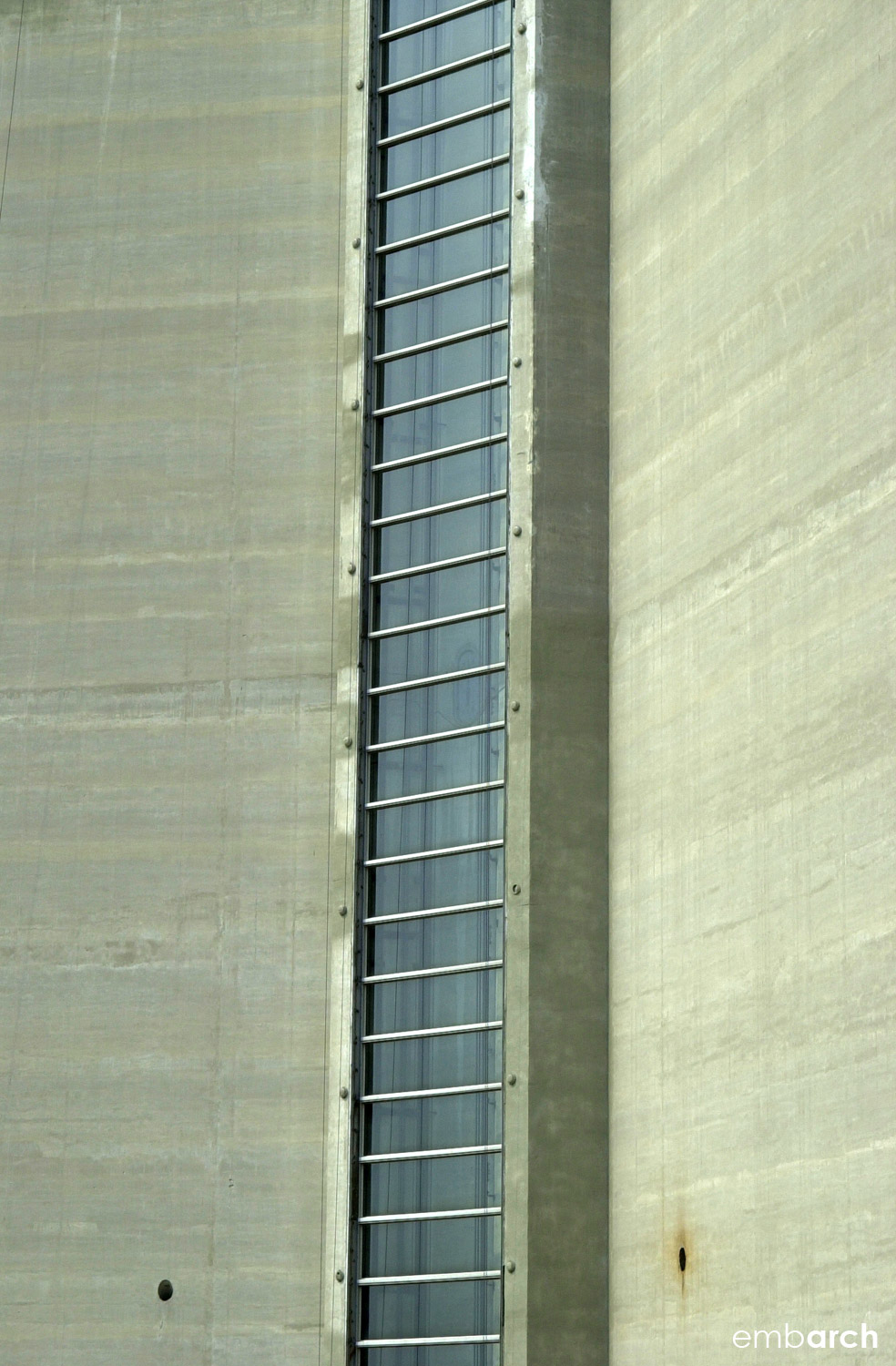 CN Tower - exterior detail