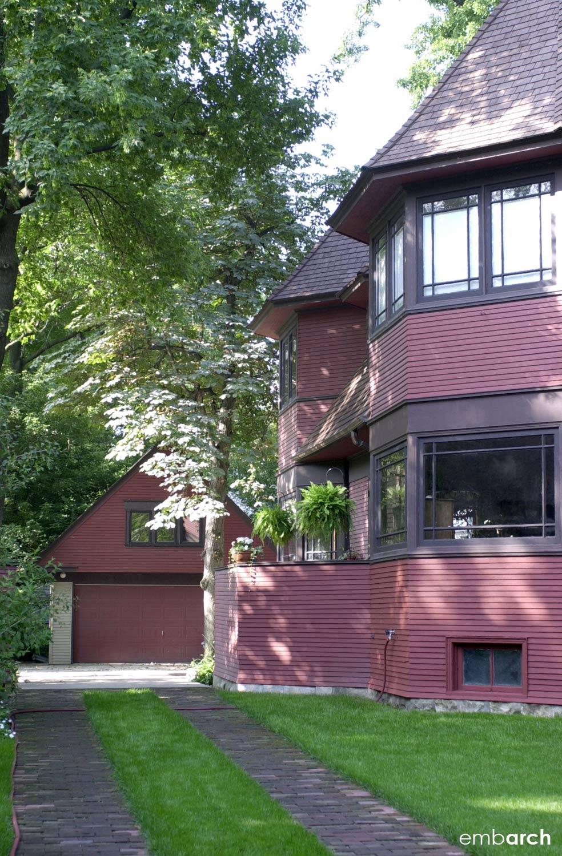 Robert P. Parker House - exterior