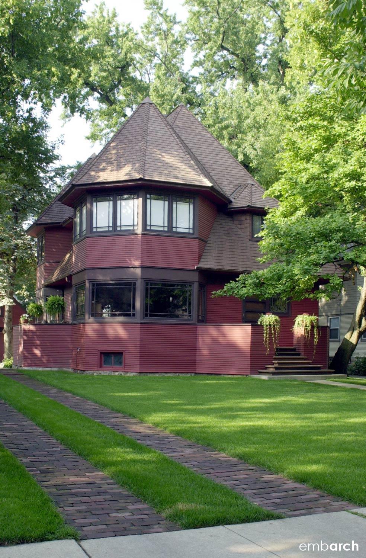 Robert P. Parker House