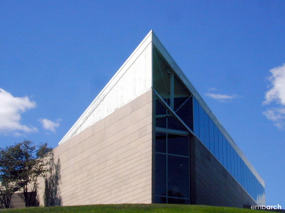 Miami University Art Museum - exterior