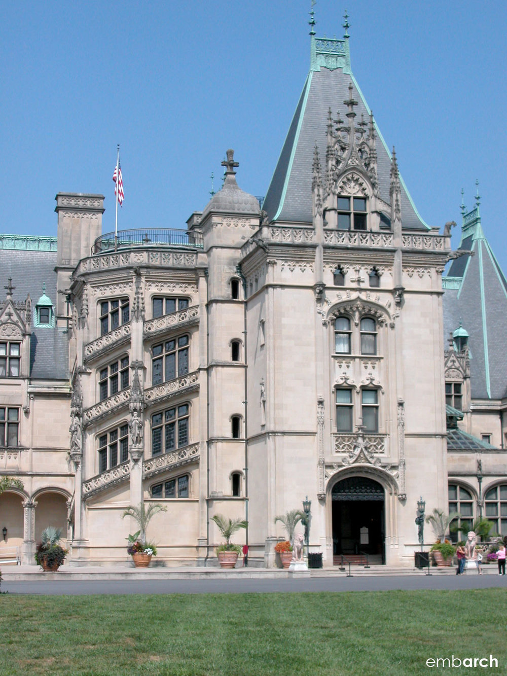 Biltmore Estate - exterior