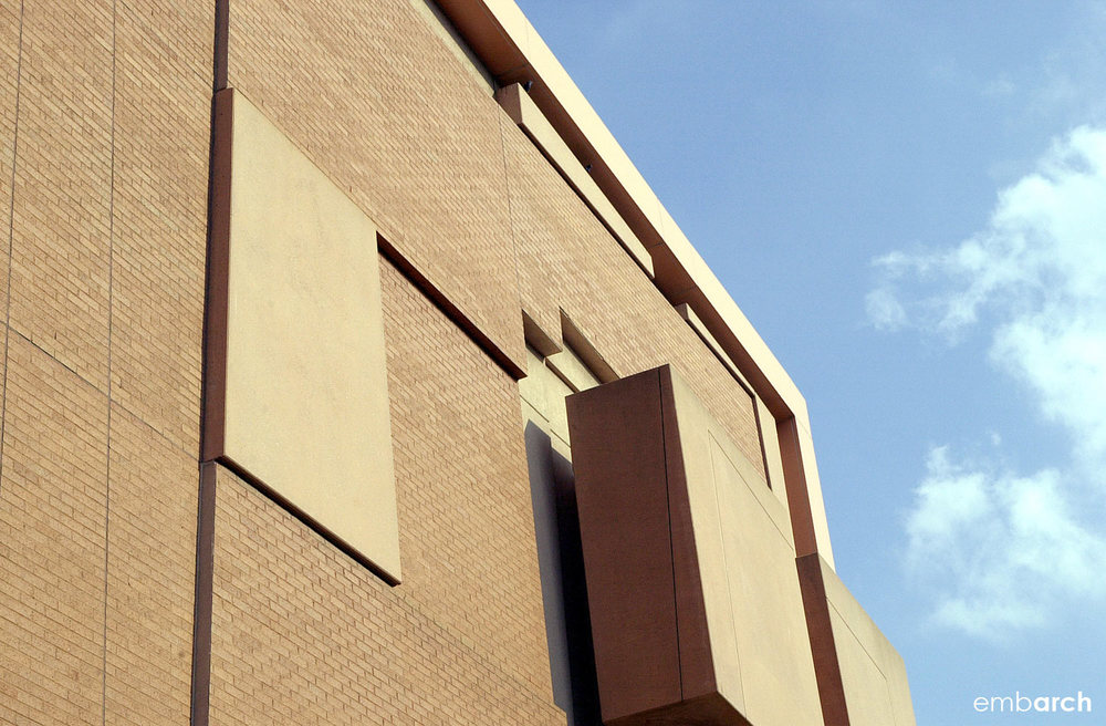 Greater Columbus Convention Center - exterior detail