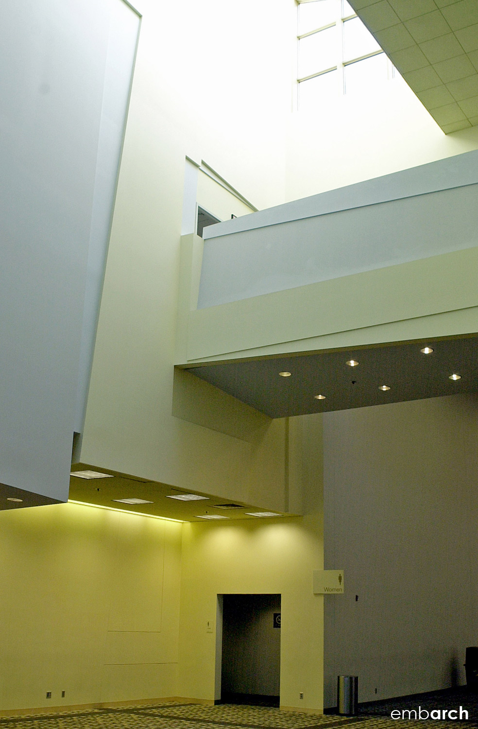 Greater Columbus Convention Center - interior detail