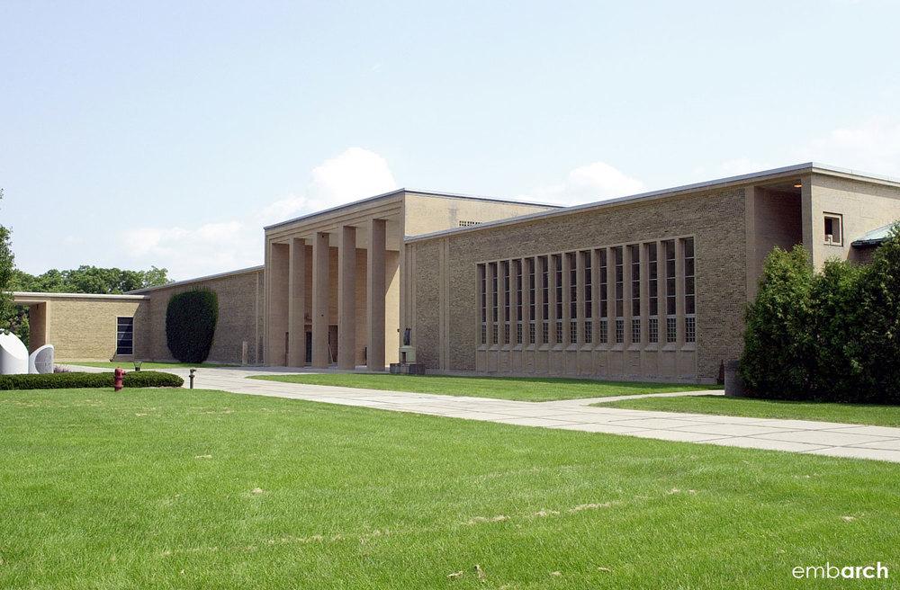 Cranbrook Academy of Art - exterior