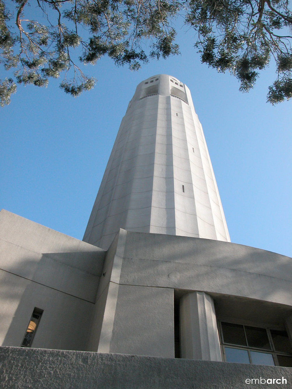 Coit Tower - exterior