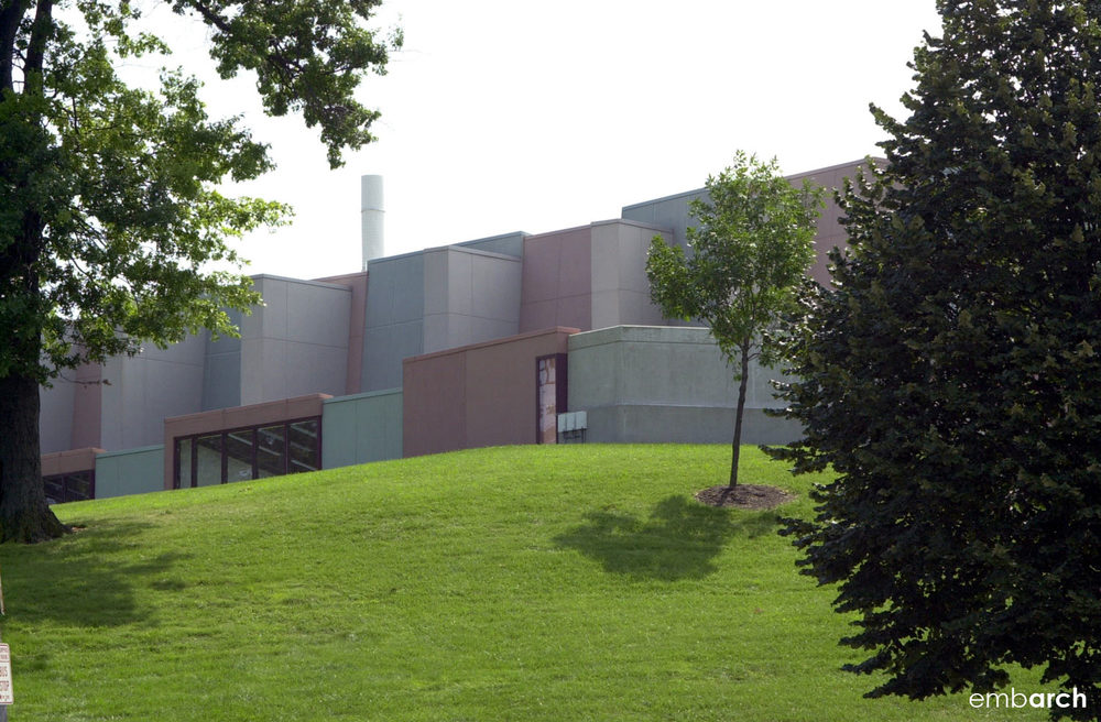 DAAP Aronoff Center at the University of Cincinnati - view of exterior