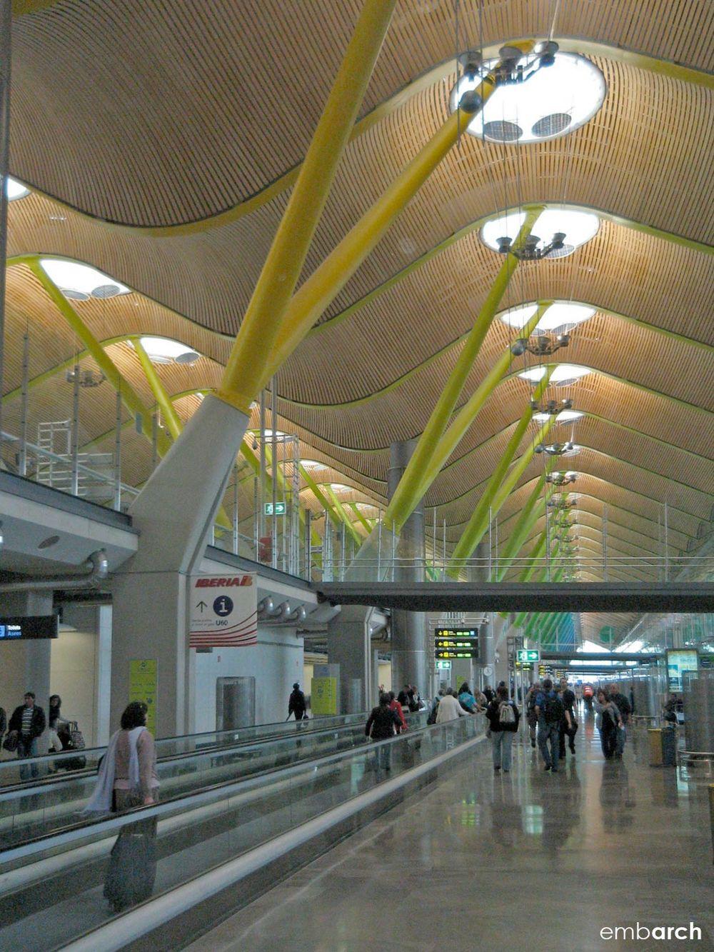 Madrid Madrid Barajas Airport Embarch