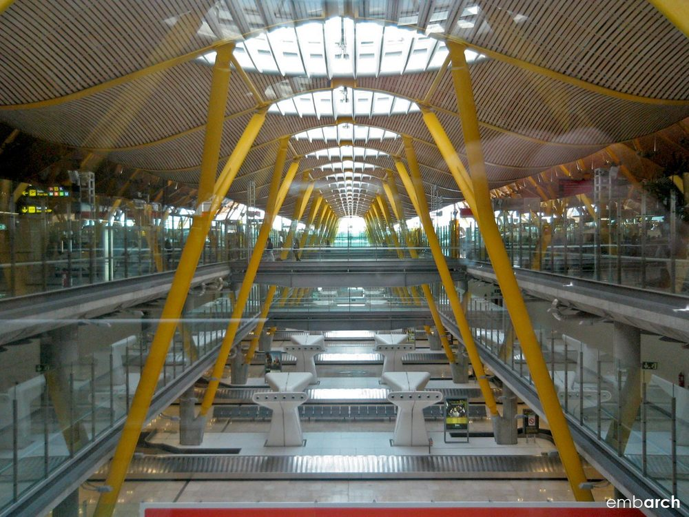 Madrid–Barajas Airport