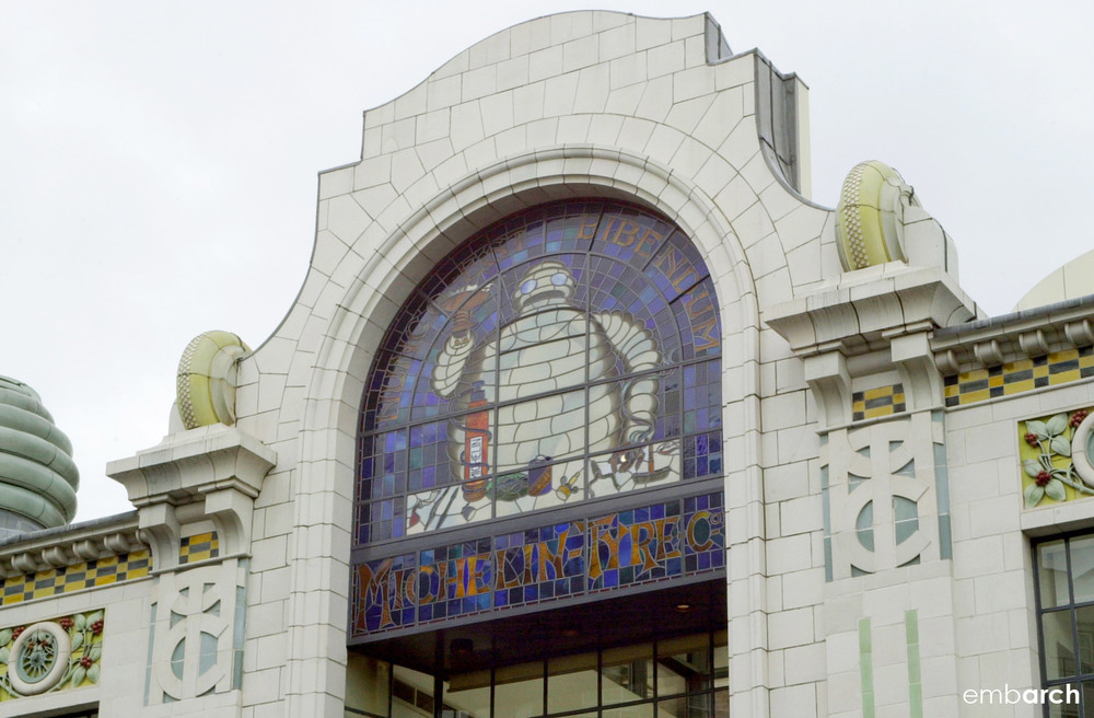 Michelin House - exterior