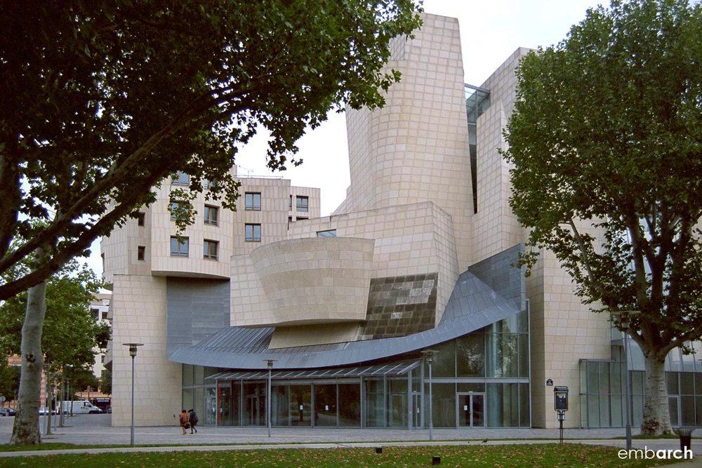 Cinémathèque Française - view of exterior