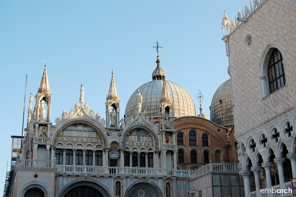 Saint Mark's Basilica - exterior