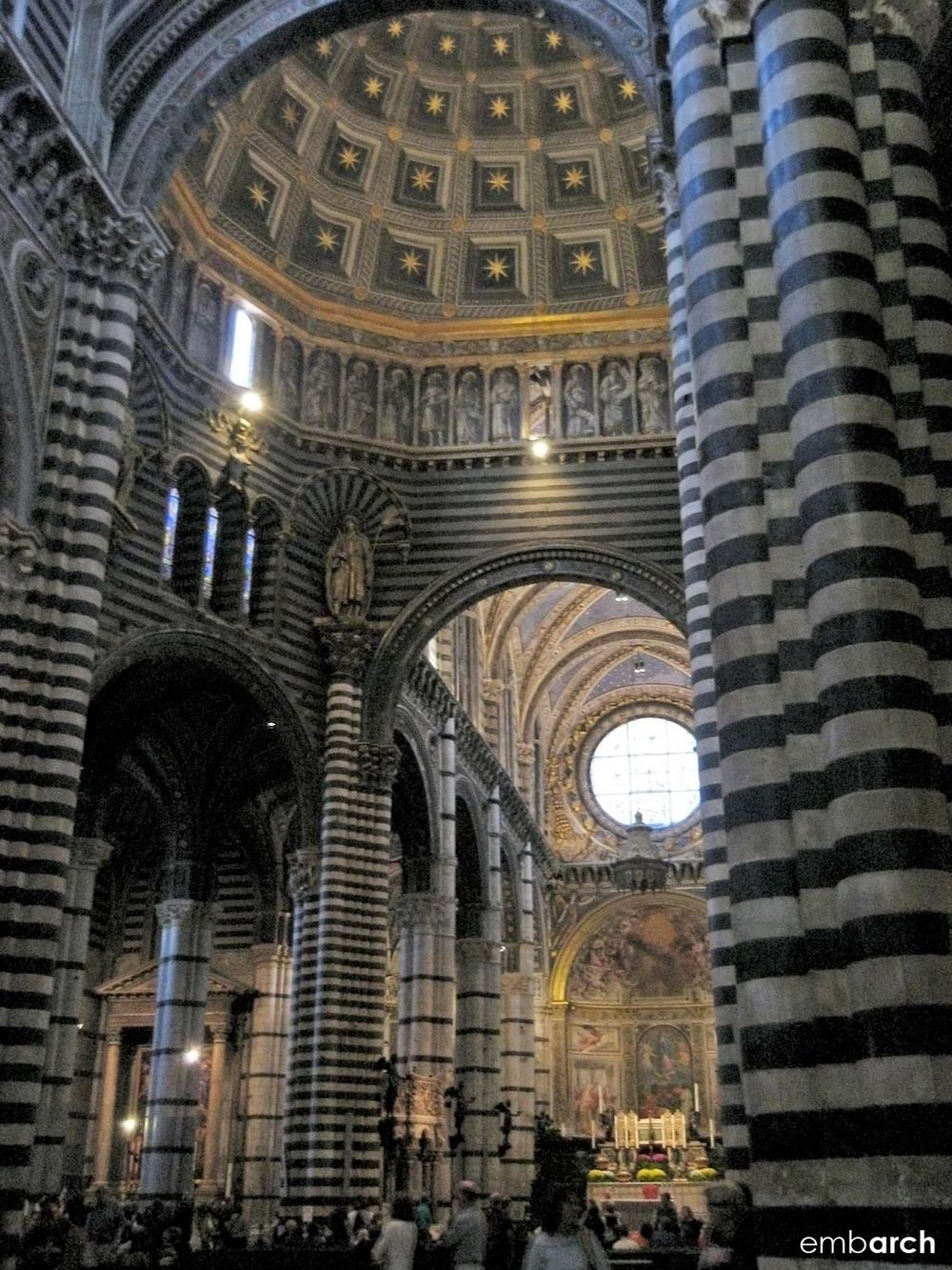 Siena Cathedral - interior