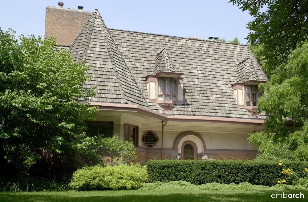 Willimas House - exterior