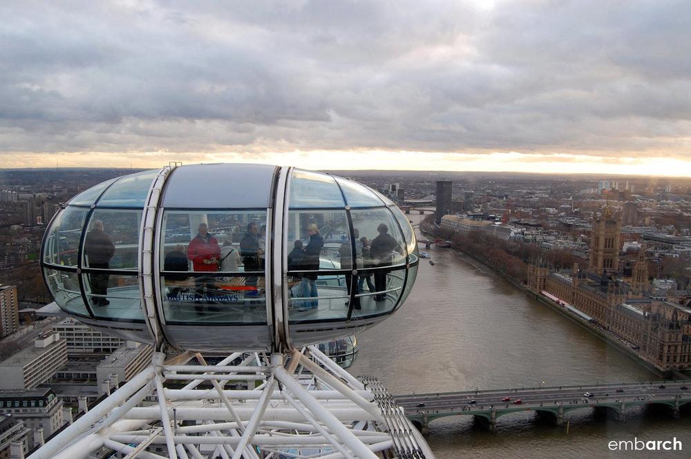 London Eye - Detail