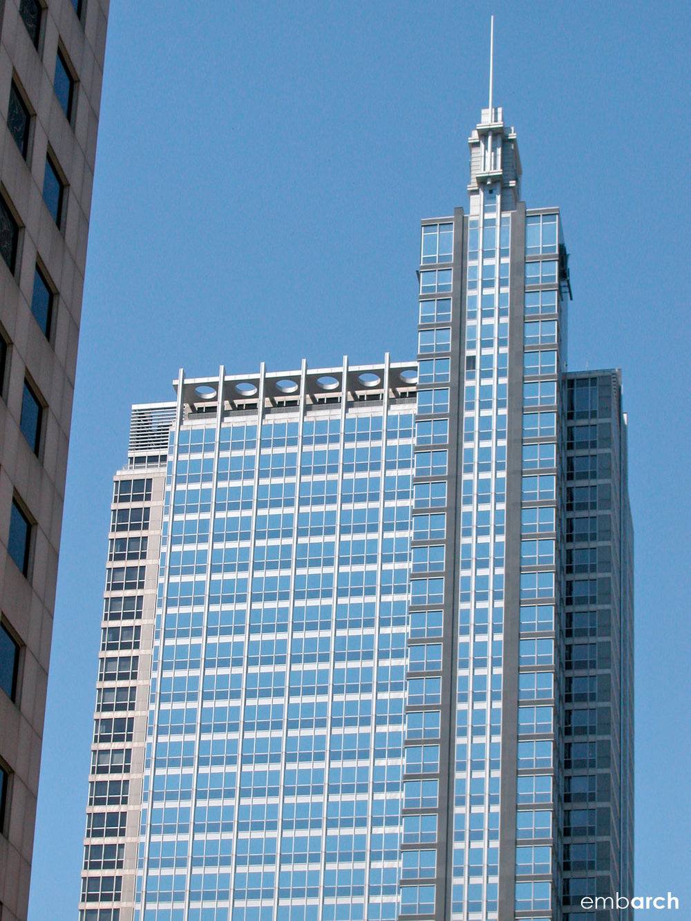 Boeing Building - exterior