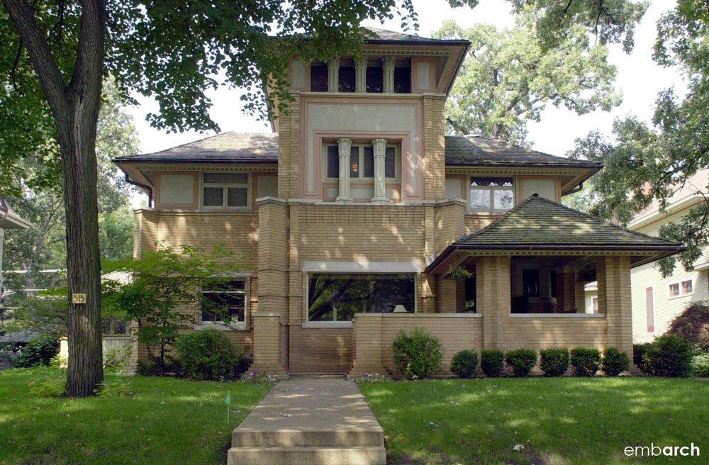 R Furbeck House