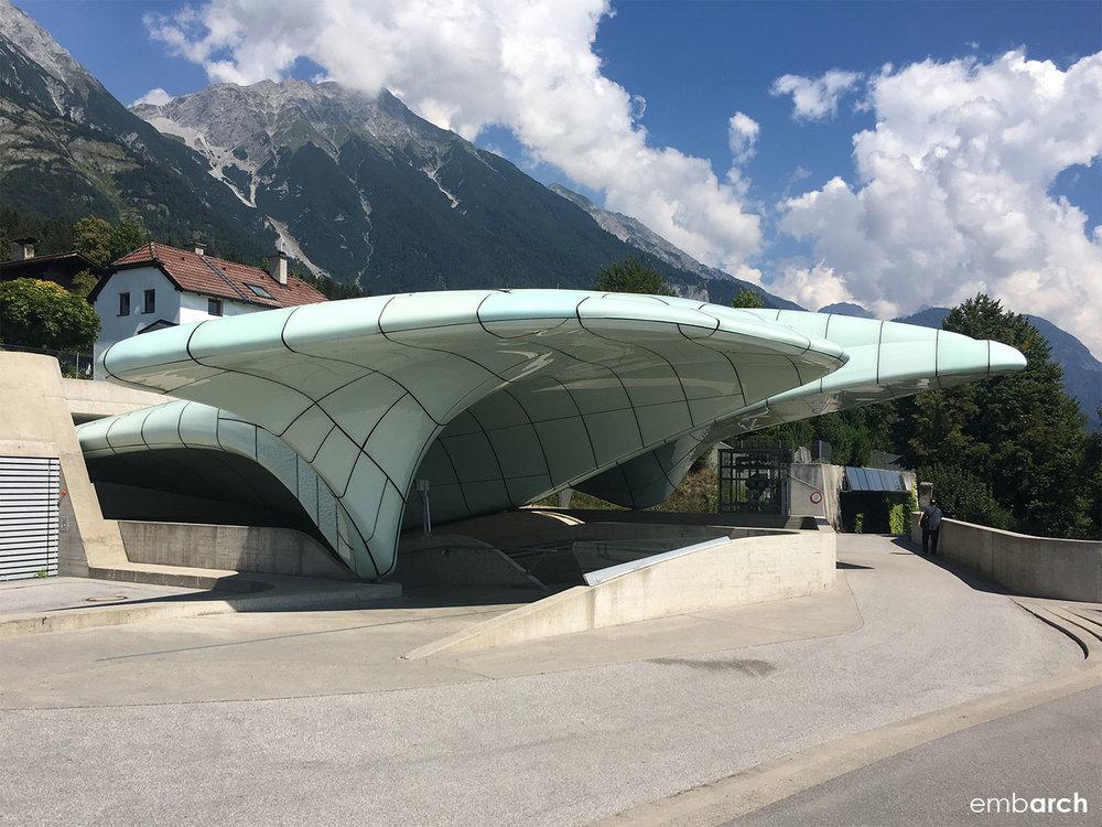 Nordkette Funicular, Innsbruck, Austria