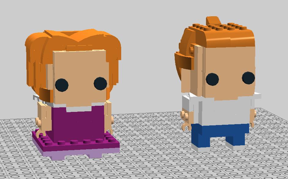 Jane & George Jetson