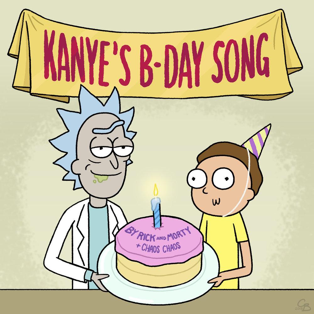 Kanye's B-Day Song