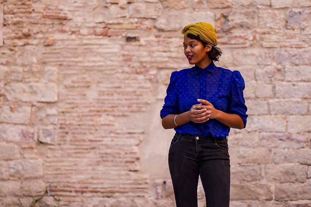 Monica Mussungo · Cantante de Salt & Soul.