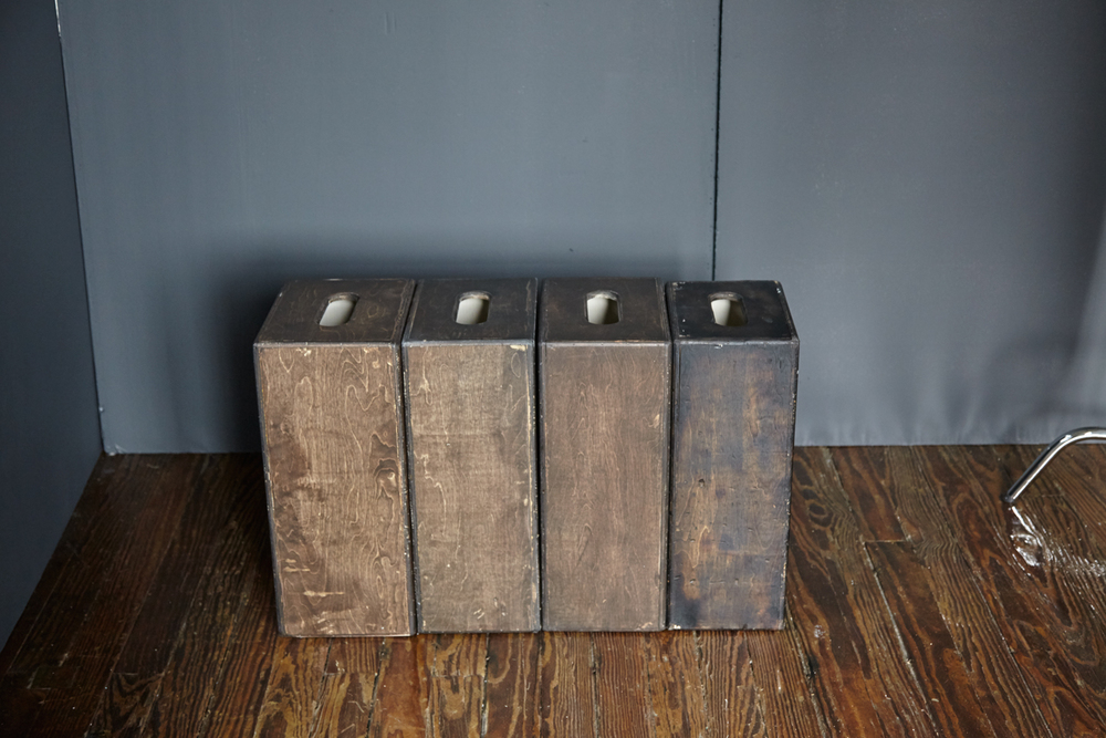 Michael Populus Photography apple boxes.