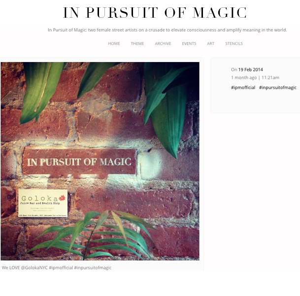 In Pursuit of Magic MJ Cleanses!