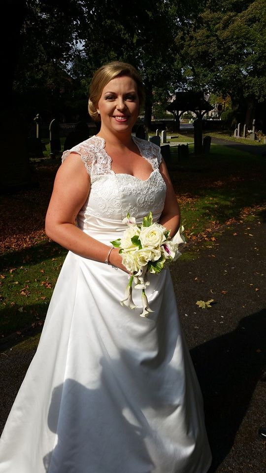 Bespoke Bridal Gown by Jessica Bennett Bespoke Bride (wedding dress, liverpool, manchester, bridesmaid)