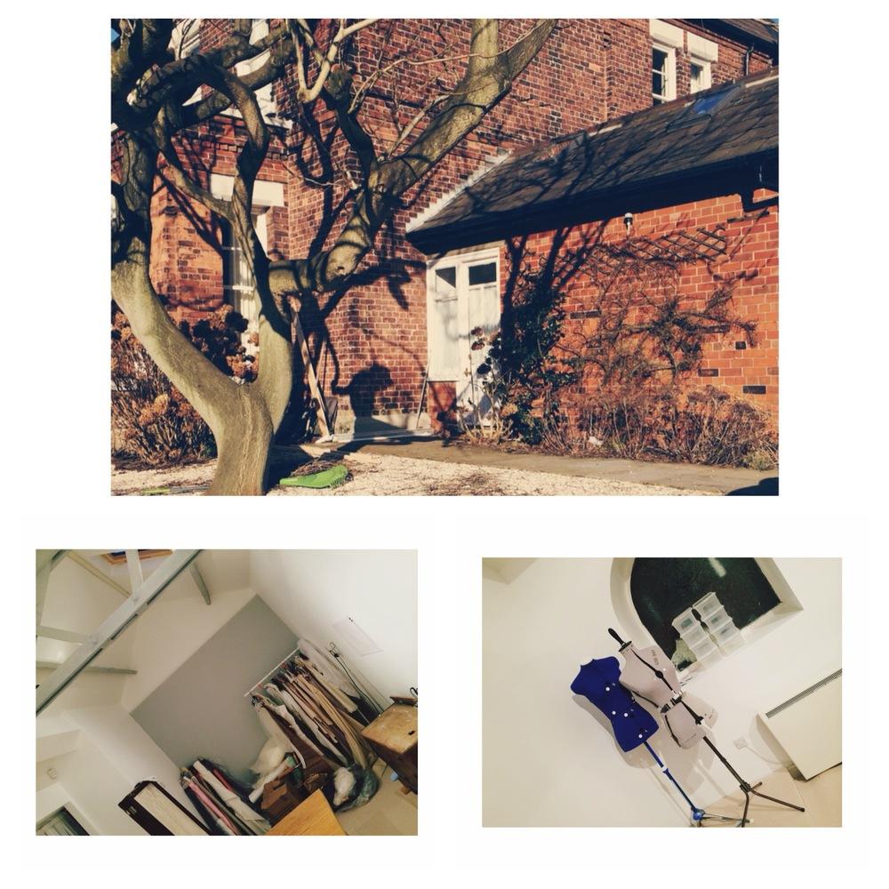 New Studio @ Jessica Bennett Bespoke Bride
