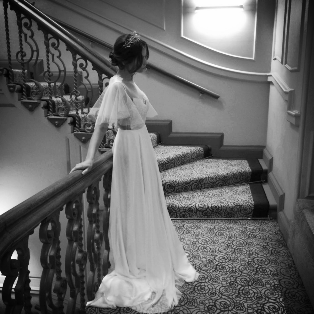 jessica bennett bespoke bride wedding dress 2015