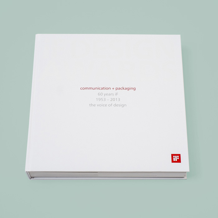 iF Design Awards Book