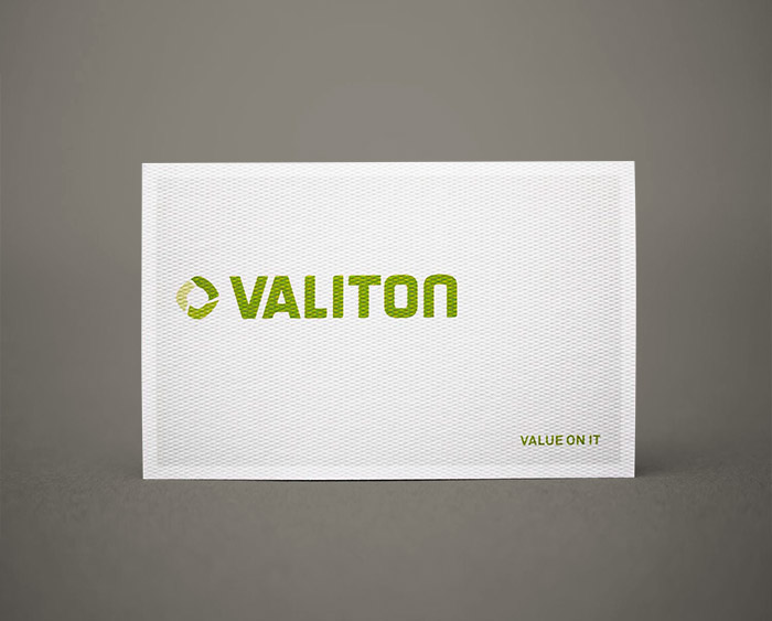Corporate Design für Valiton