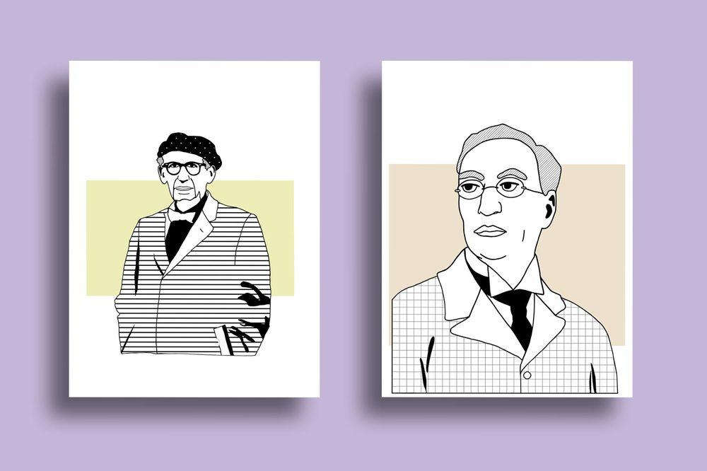 illustration-seemann-verlag-bauhaus-portraits-03-johannes-itten-onogrit