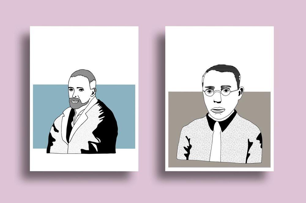 illustration-seemann-verlag-bauhaus-portraits-06-ludwig-mies-van-der-rohe-onogrit